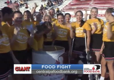 2019 Giant Food Fight 2