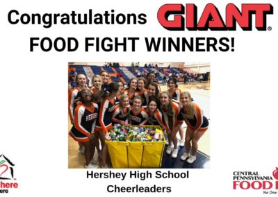 2019 Giant Food Fight 3